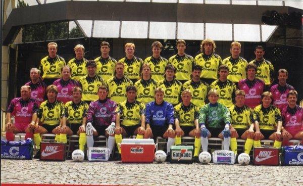 Bundesliga Tabelle 1993